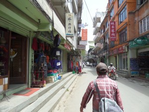 Thamel District, Kathmandu