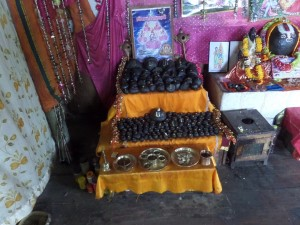 The Shaligram Mandir at Muktinath.