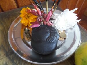 Mahashakti Devi Shaligram Puja conducted on the morning of the third day of Diwali